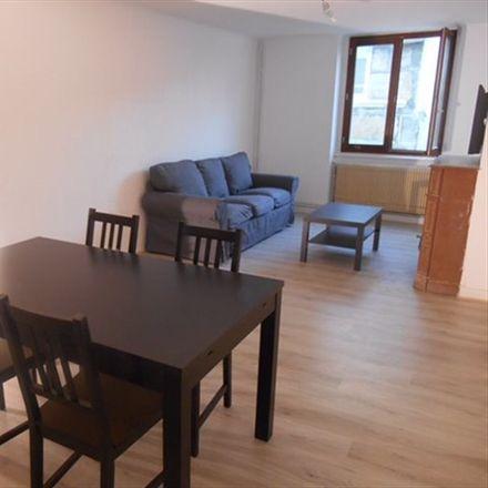 Rent this 1 bed room on Rue de la ville in 42000 Saint-Étienne, France