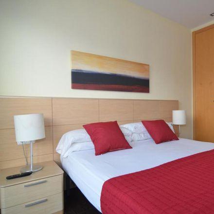 Rent this 2 bed apartment on cosar in Carrer de la Costera, 16015 Valencia