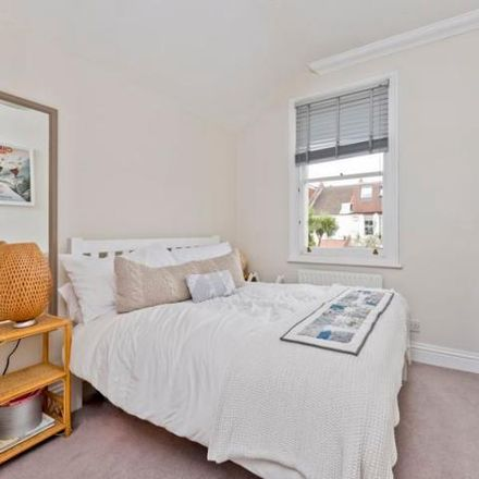 Rent this 4 bed house on Laburnum Road in London SW19, United Kingdom