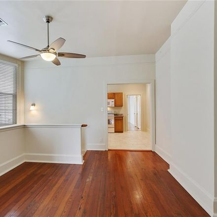 Rent this 3 bed apartment on 8011 Panola Street in New Orleans, LA 70118