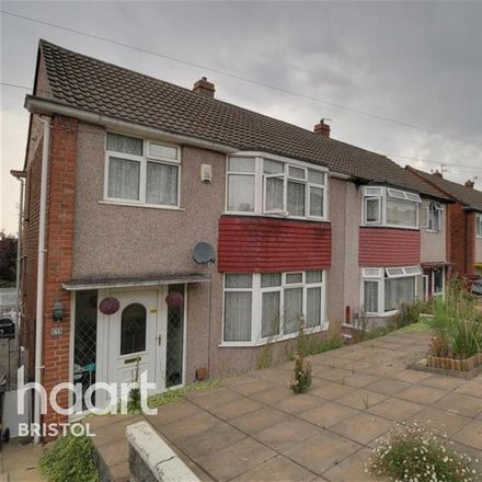 Rent this 3 bed house on Old Quarry Road in Bristol, BS11