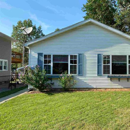 Rent this 2 bed house on E Ewing Ave in South Bend, IN