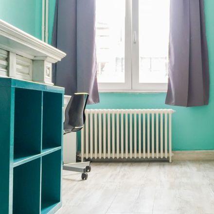 Rent this 2 bed apartment on Boulevard Général Jacques - Generaal Jacqueslaan 76 in 1050 Ixelles - Elsene, Belgium