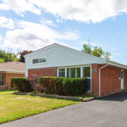 Rent this 3 bed house on 9418 Shermer Road in Morton Grove, IL 60053