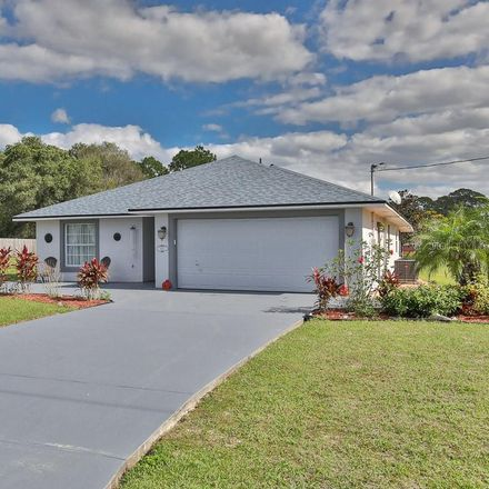 Rent this 3 bed house on 426 Mayaguez Rd in Polk City, FL