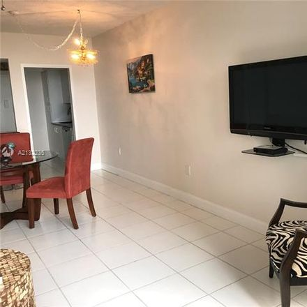 Rent this 1 bed condo on 3505 South Ocean Drive in Hollywood, FL 33019