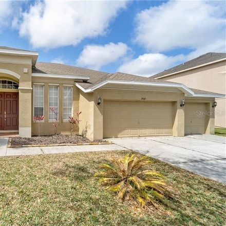 Rent this 4 bed house on Yukon Cliff Dr in Ruskin, FL