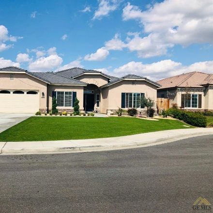 Rent this 4 bed house on 3404 Amur Court in Bakersfield, CA 93313