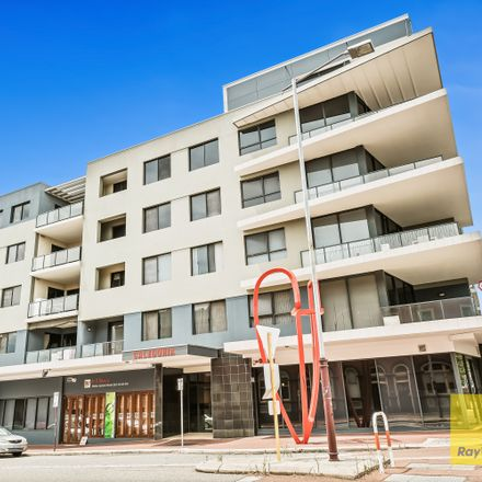 Rent this 2 bed apartment on 36/258 Newcastle Street