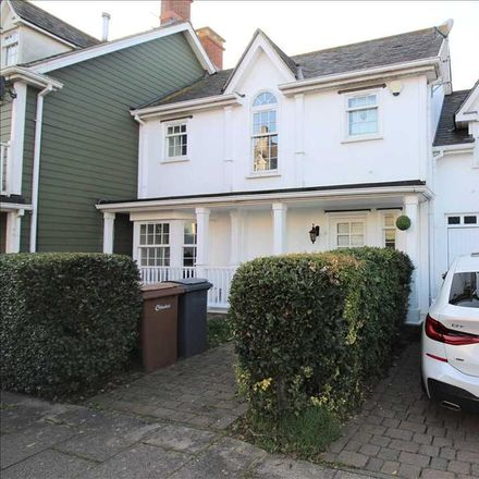 Rent this 3 bed house on Burnell Gate in Chelmsford CM1 6ED, United Kingdom