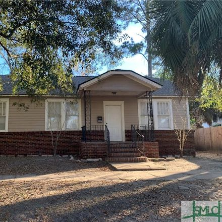 Rent this 3 bed house on 1407 Northeast 36th Street in Savannah, GA 31404