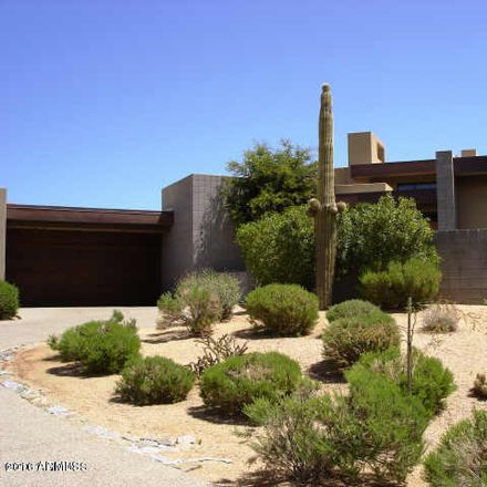 Rent this 3 bed house on North 107th Way in Scottsdale, AZ