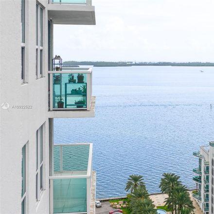 Rent this 2 bed condo on SE 12th Ter in Miami, FL