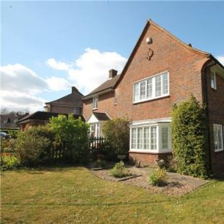 Rent this 3 bed house on Downland Close in Reigate and Banstead KT18 5SQ, United Kingdom