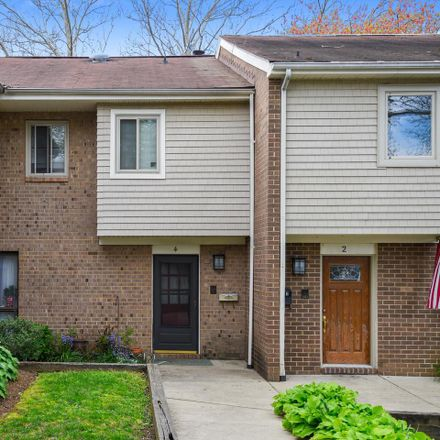 Rent this 3 bed townhouse on 4 Gentry Court in Annapolis, MD 21401