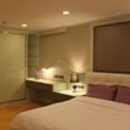Rent this 1 bed apartment on Sup'k Center in Naratiwat Soi 3, Sathon