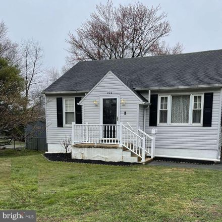 Rent this 3 bed house on Hickman Road in Lower Chichester Township, DE 19703