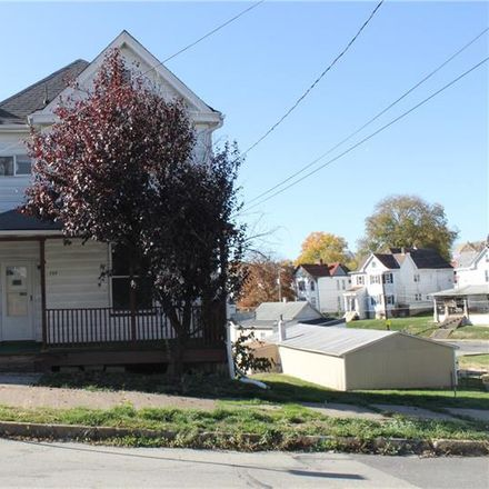 Rent this 3 bed house on Franklin Ter in Washington, PA