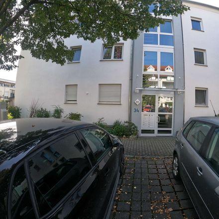 Rent this 4 bed apartment on Albert-Schweitzer-Straße 34 in 74354 Besigheim, Germany