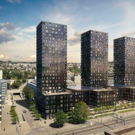 Rent this 1 bed apartment on Vulkanstrasse 108b in 8048 Zurich, Switzerland