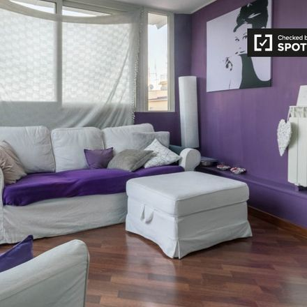 Rent this 2 bed apartment on Poste italiane in Via Paola Falconieri, 00152 Rome Roma Capitale
