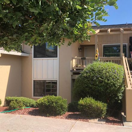 Rent this 2 bed apartment on Cribari Vale in San Jose, CA 95135