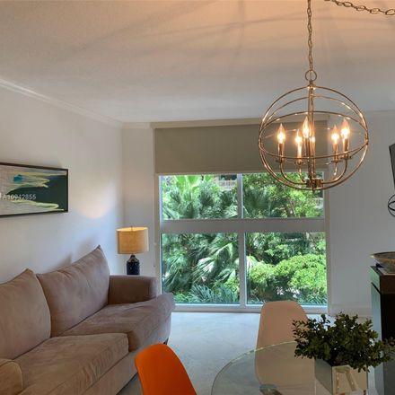 Rent this 1 bed condo on 2951 South Bayshore Drive in Miami, FL 33133
