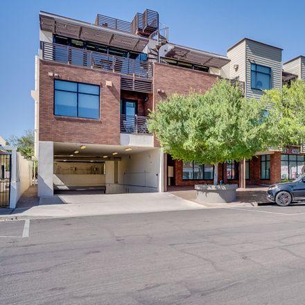 Rent this 1 bed loft on 4020 North Scottsdale Road in Scottsdale, AZ 85251