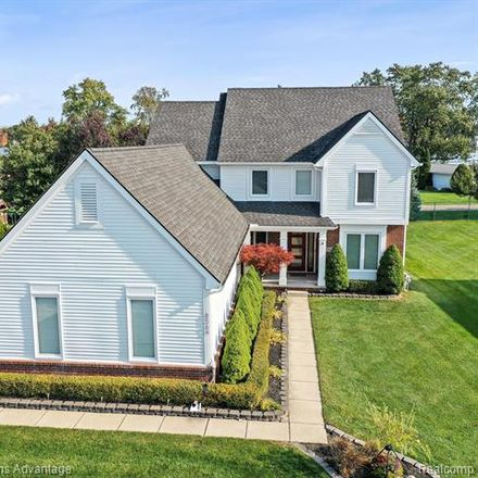 Rent this 4 bed house on 8564 Hummingbird Drive in Commerce Township, MI 48382
