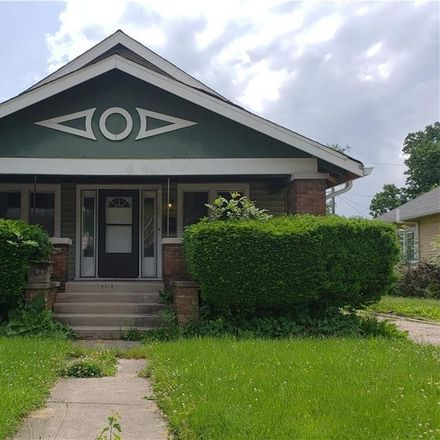 Rent this 5 bed house on 451 North Emerson Avenue in Indianapolis, IN 46219