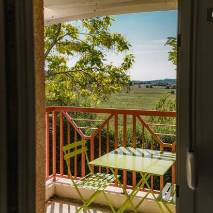 Rent this 1 bed apartment on 380 Chemin de la Quille in 13080 Aix-en-Provence, France