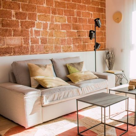 Rent this 1 bed apartment on Carrer de Septimània in 45, 08006 Barcelona