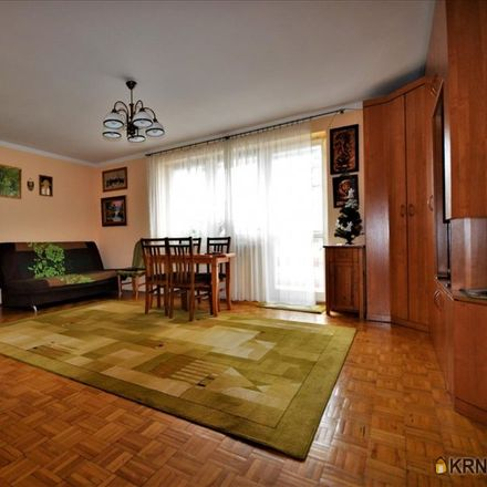 Rent this 1 bed apartment on Mały Płaszów 6 in 30-720 Krakow, Poland