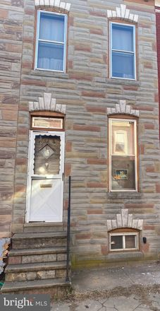 Rent this 3 bed townhouse on 1906 Etting Street in Baltimore, MD 21217