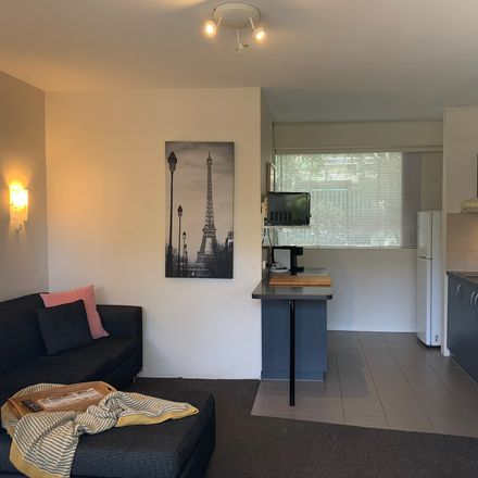 Rent this 1 bed apartment on McMillan Crescent