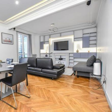 Rent this 3 bed apartment on 20b Rue Pétrarque in 75116 Paris, France