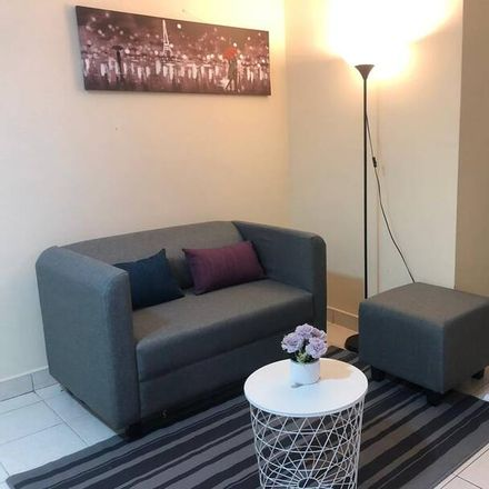 Rent this 1 bed apartment on Jalan PJU 3/27 in Mutiara Damansara, 47810 Petaling Jaya