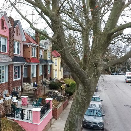 Rent this 4 bed townhouse on 6525 Cutler Street in Philadelphia, PA 19126