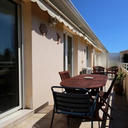 Rent this 1 bed apartment on 1245 Avenue Jules Grec in 06160 Antibes, France