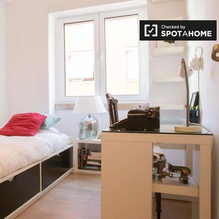 Rent this 5 bed room on Avenida Praia da Vitória 193 in 1050-246 Arroios, Portugal