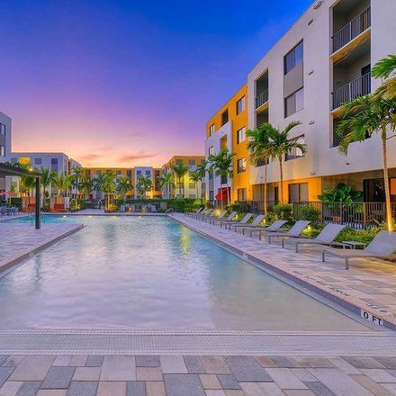 Rent this 1 bed apartment on 8830 Doral Boulevard in Doral, FL 33178