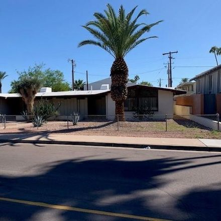 Rent this 2 bed townhouse on 6957 East 2nd Street in Scottsdale, AZ 85251