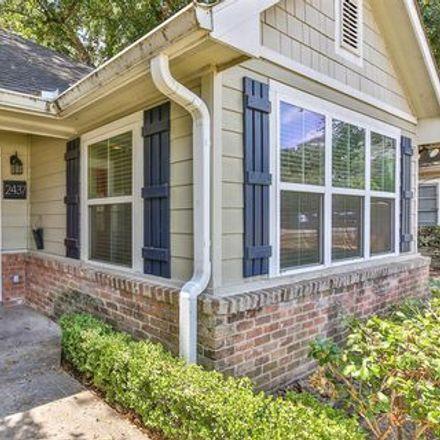 Rent this 3 bed apartment on 2509 Dorrington Street in Houston, TX 77030