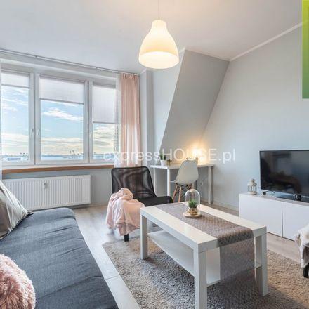 Rent this 1 bed apartment on Tadeusza Kościuszki 108 in 61-717 Poznań, Poland