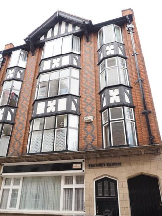 Rent this 1 bed apartment on Eikona in Scale Lane, Hull HU1 1LF
