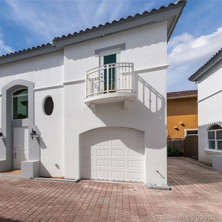Rent this 3 bed condo on 3055 Hibiscus Street in Miami, FL 33133
