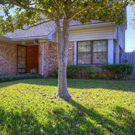 Rent this 3 bed house on 2802 Pineleaf Drive in Sugar Land, TX 77479