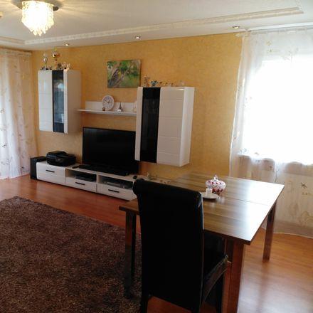 Rent this 3 bed apartment on Dürerplatz 4 in 72622 Nürtingen, Germany