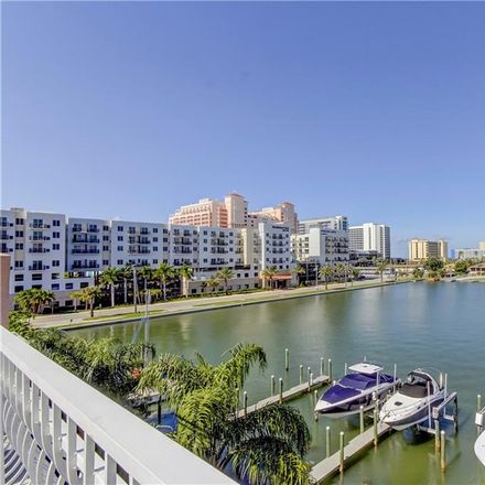 Rent this 4 bed townhouse on 120 Brightwater Drive in Clearwater, FL 33767