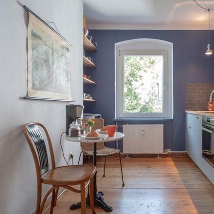 Rent this 1 bed apartment on Fabelei in Kyffhäuserstraße 21, 10781 Berlin